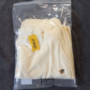 Golf Wang Bee Sweats Pants Size S (Small)